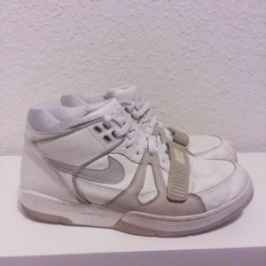 Nike Air Alpha Force II 2 Retro White Gray Men 9.5